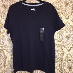 Basic Editions women's t shirt (M) Brand New! Tags